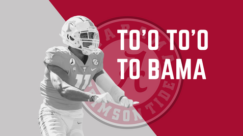 What Henry To'o To'o brings to the Alabama defense