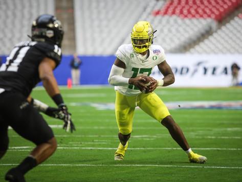 Top 2021 College Football Spring Quarterback Battles