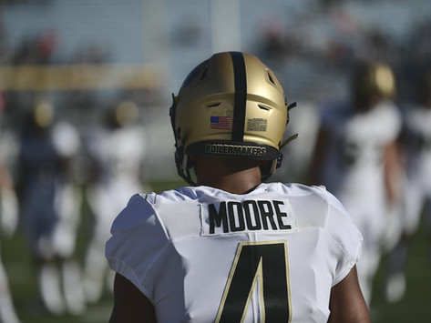 Will Rondale Moore ever return to Purdue?