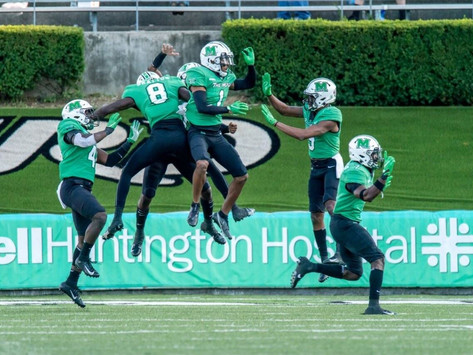 Why Marshall is the New Year's Six Dark Horse