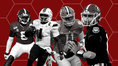Top 20 Power 5 College Football Nonconference Games in 2021