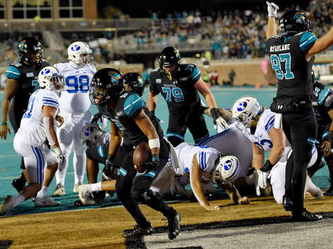 Coastal Carolina-BYU shows us how college football scheduling should be done