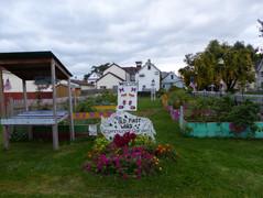 Old First Ward Community Center Garden