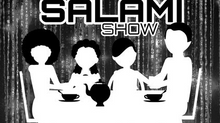 Podcast Interview In The Virtual Cafe - The Segilola Salami Show - Recording To Air On 3/27/2018