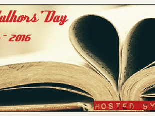 International Authors Day (July 14-18)