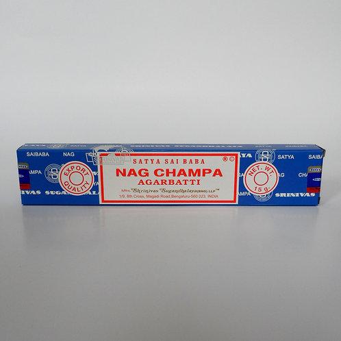 Nag Champa Räucherstäbchen