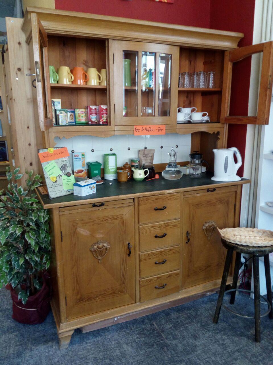 Tee & Kaffee-Bar