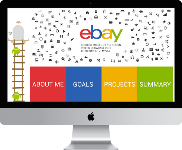 eBay Mobile Design Internship