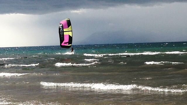 stormy winds _#kitedose