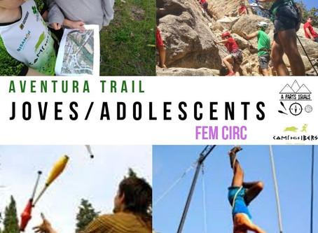 EXTRAESCOLARS PER A JOVES/ADOLESCENTS!!