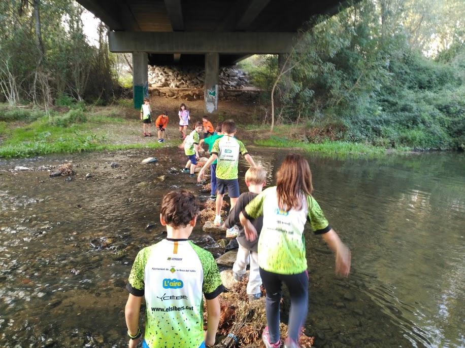 Extraescolar Trail Running