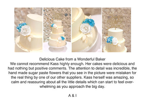 Bridebook reviews Jan 20 - Alison and Ia