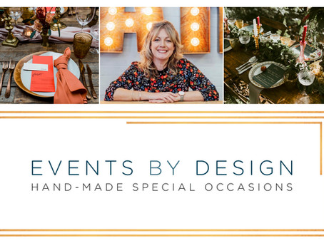 Supplier Profile - Sally of Events By Design