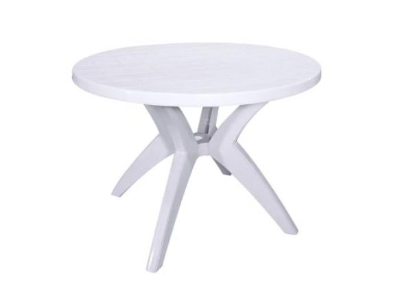 Mesa redonda elegante