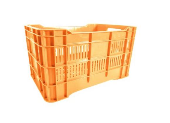Caja Maria semi calada Material reciclado
