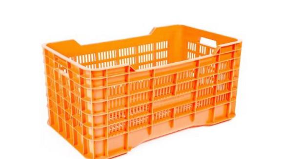 Caja Mega calada Material reciclado
