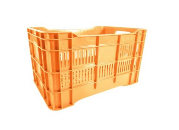 Caja Walterino calada ligera Material reciclado
