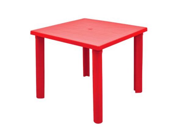 Mesa cuadrada elegante