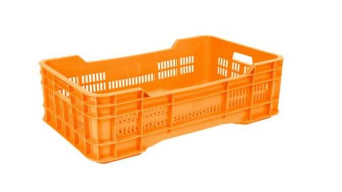 Caja Mega mediana calada Material reciclado