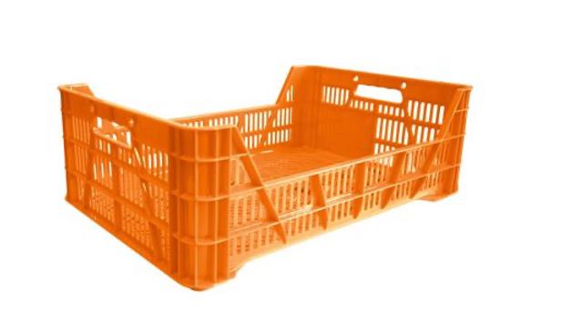 Caja Cali calada baja Material reciclado