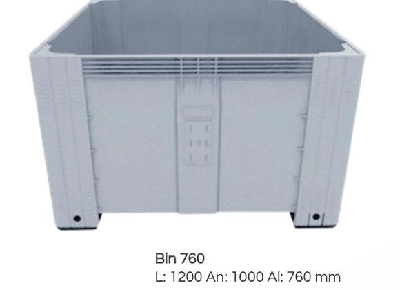 BIN 760 4 patas