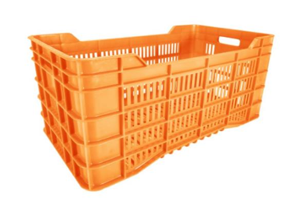 Caja Walter calada Material reciclado
