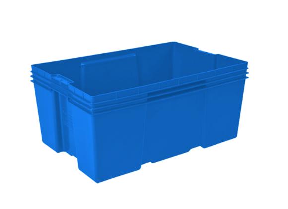 Caja Montreal cerrada 28 sin tapa incluida Material reciclado