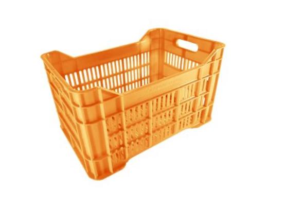 Caja Agricola piso calado Material reciclado
