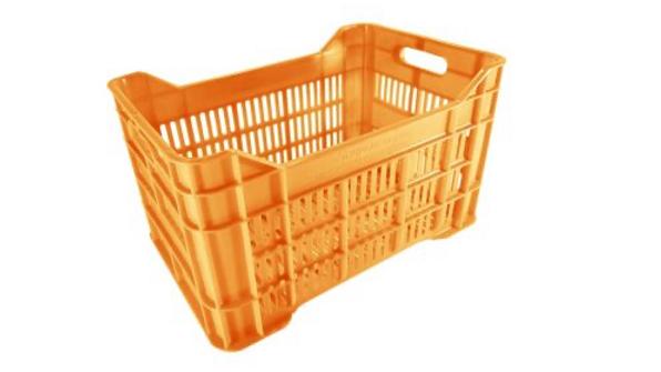 Caja Agricola piso calado (Material reciclado)