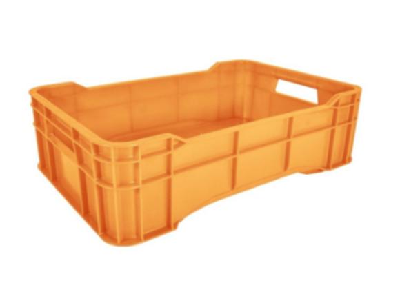 Caja Walterino mediana cerrada Material reciclado