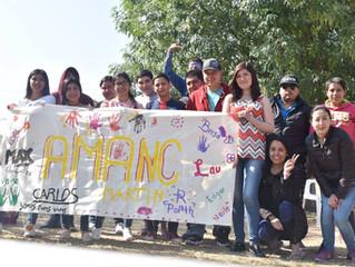 Campamento de jóvenes