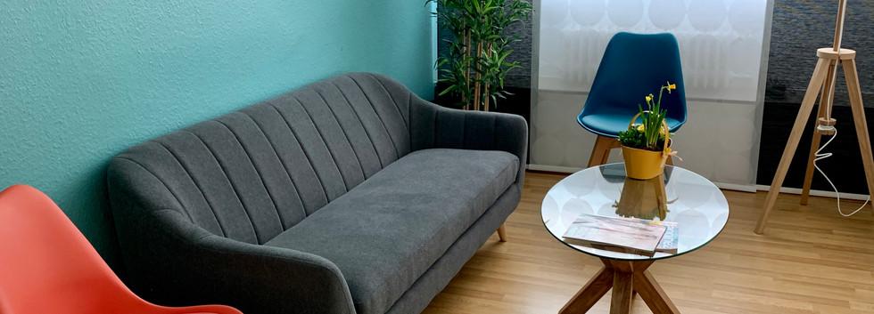 Lounge/ Wartebereich