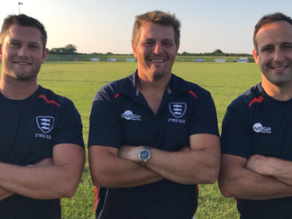 New Coaching line up for new season