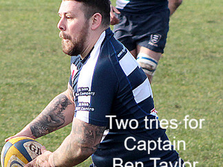 Hakes Sign Off at Home with 8 Try Romp