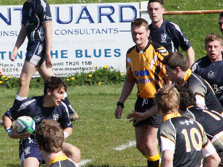 Reserve Rugby Makes a comeback