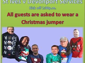 Christmas Jumper Special