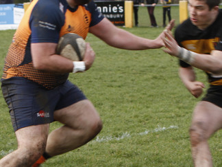 Hakes Undone By Young Thornbury Side