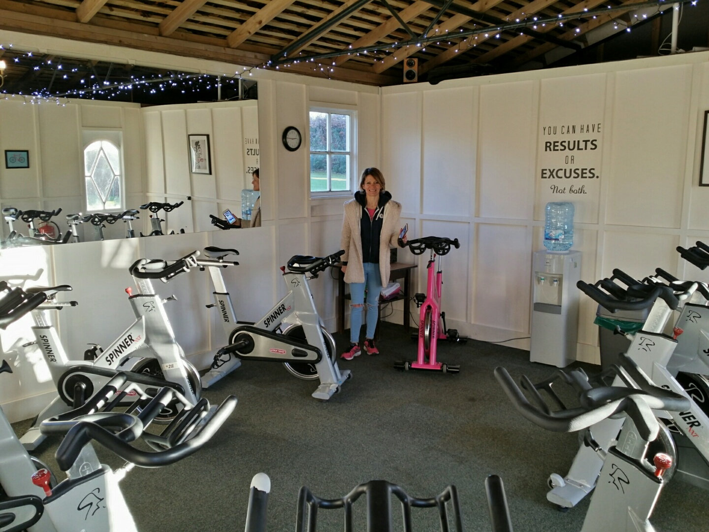 Monthly Indoor Cycling Classes on Zoom