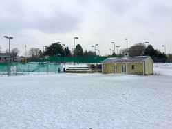 Cycle4Fitness in the snow