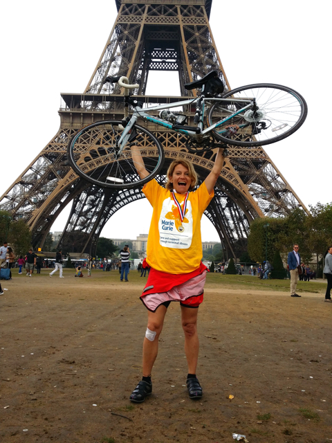 Cycle4Fitness Paris Trip
