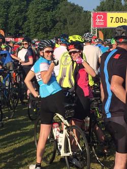 London to Brighton Cycle Ride