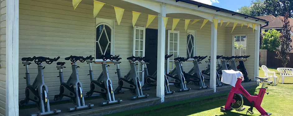 indoor cycling studio in northampton