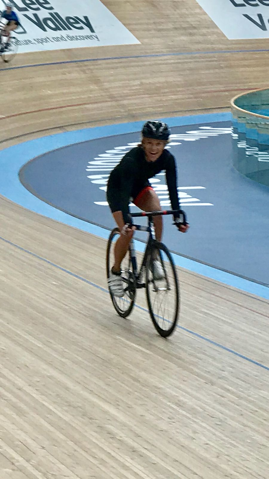 cycle4fitness at the london velodrome 2