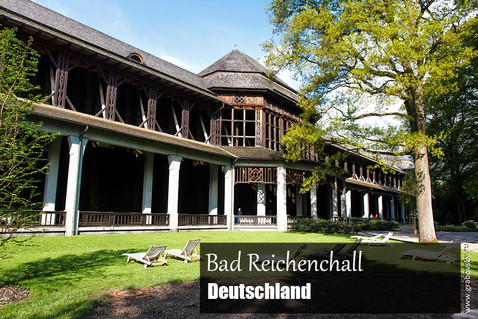 Bad Reichenchall. Город Спокойствия.