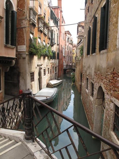 Италия. Венеция - Падуя.