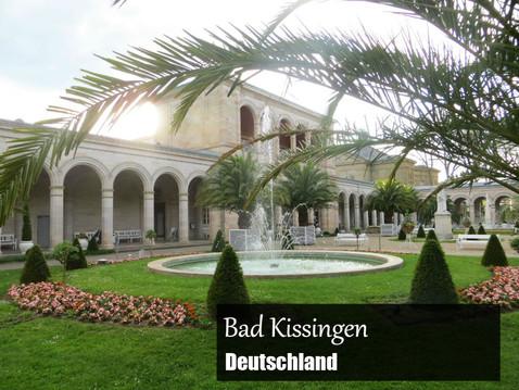 Бад-Киссинген - ответ Бад-Райхенхалю