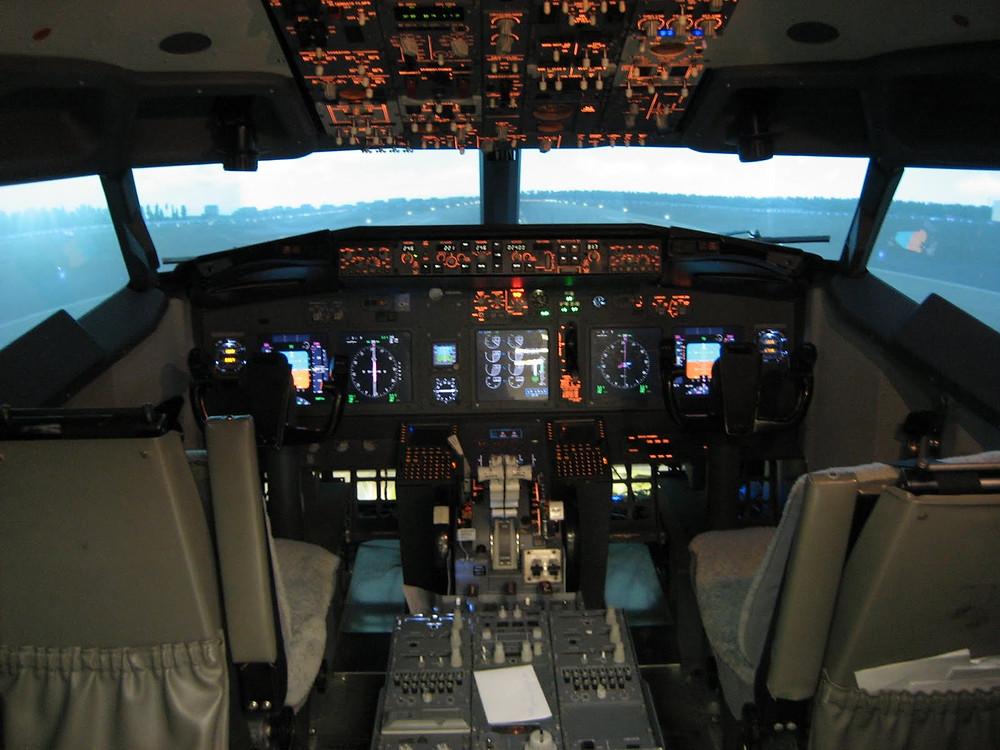 кабина TFT-aero