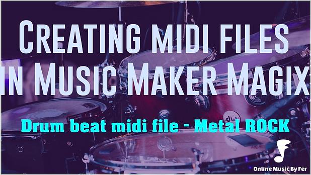 magix music maker 2018 tutorial