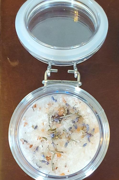 Lavender Bath Salts 4oz