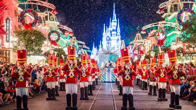 Mickey's Very Merry Christmas Party 2016
